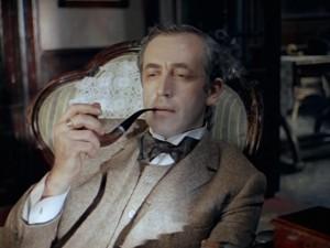 Анекдоты о курящем Шерлоке Холмсе