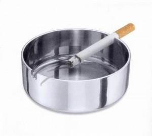 Анекдоты о пепельницах