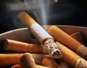 Анекдоты о курении и двух приятелях