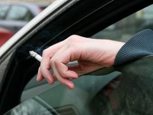 Анекдоты о водителях и курении