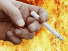 Две смерти в Воронежской области из-за неосторожного курения