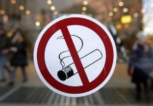 Большинство россиян против полного запрета курения