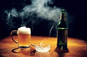Пьянство и курение ускоряют деградацию умственных способностей