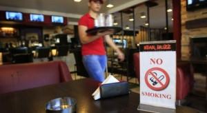Рестораны и запрет на курение