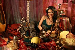 В Казани штрафуют за курение кальяна